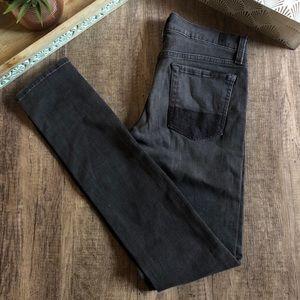 """7FAM Bling """"Roxanne"""" Skinny Jeans"""